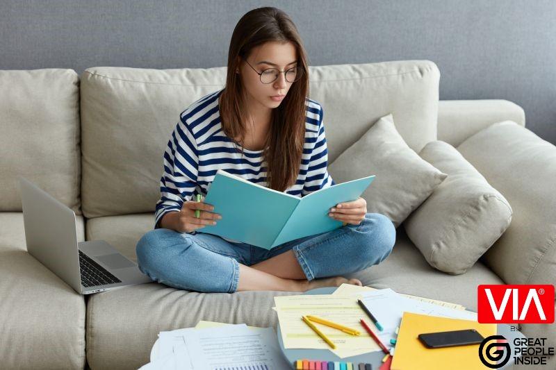 studiu examene VIA Consiliere